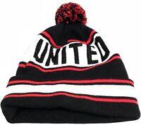 United Hat Pom Pom Bobble Football Gifts