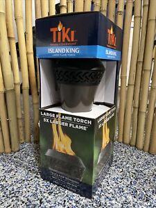 Tiki- Island King Large Flame Torch
