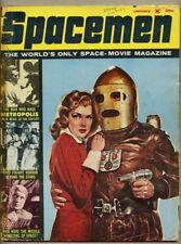 Spacemen #6-1962 see grading notes below Warren / Spark