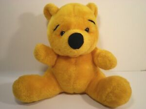 VHTF Vintage T & J Weis Germany German Winnie The Pooh Plush Bear Stuffed Animal