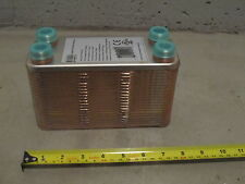 DOUBLE WALL Brazed plate heat exchanger BL14DW-40 (40 plates)