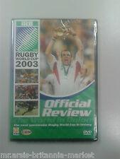 DVD - RUGBY WM 2003 - WORLD CUP 2003 - RÜCKBLICK - OFFICIAL REVIEW