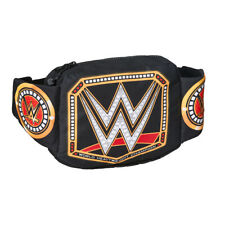 Official WWE Authentic  Championship Title Belt Waist Pack Multi