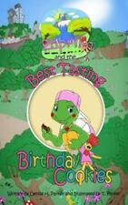 Paprika and the Best Tasting Birthday Cookies (Hardback or Cased Book)