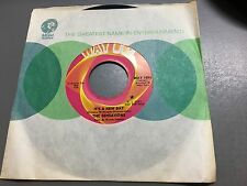 The Sensations NORTHERN SOUL 45 Two Can Make It / It's A New Day on Way Out MINT