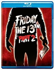 FRIDAY THE 13TH : PART 2  (1981)  -  Blu Ray - Sealed Region free
