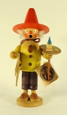 Vintage Original Holzkunst Christian Ulbricht West Germany figurine