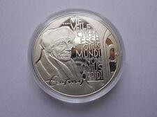 "Niederlande 1991 - 25 Ecu Euro Vorläufer ""PP"" Silber verkapselt #ME003"