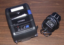 Citizen CMP-20BT Bluetooth Mobile Printer with Charger