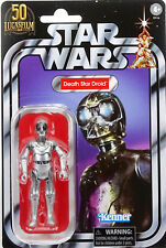"""DEATH STAR DROID VC197 """"A NEW HOPE"""" STAR WARS THE VINTAGE COLLECTION HASBRO"""