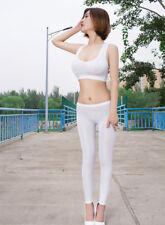 Jeggings New Nylon Women's Leggings Lingerie Pants Trousers Womens Sexy Skinny