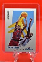 1991-92 SkyBox Washington Bullets Basketball Card #289 Pervis Ellison