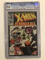 Uncanny X-Men Annual #7 CGC 9.8 - 1983 Michael Golden
