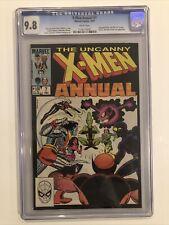 Uncanny X-Men Annual #7 CGC 9.8 - 1983 Michael Golden