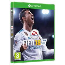 VIDEOGIOCO FIFA 18 - XBOX ONE ITALIANO XONE XBOX ONE S GIOCO NUOVO SIGILLATO
