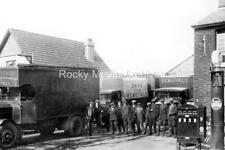 Afk-87 Day's Removals, Ipswich, Suffolk. Photo
