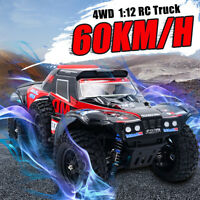 1/12 RC Car High Speed 60KM/H Electric Buggy Off-Road Vehicle Kid Xmas Gift