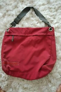 UNISEX Beautiful, large Prada Crossbody Over Night Bag- Great condition!!