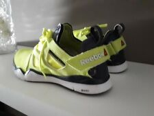 REEBOK ZCUT-TR WOMEN TRAINERS SNEAKERS ATHLETIC green yellow SZ 5uk 38eu 7.5us