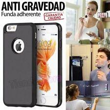 Funda antigravedad adherente ventosa iPhone 7 PLUS soporte pared azulejo cristal