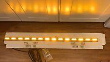 """911EP Amber Traffic Advisor LED Light Bar 39"""" TD39A"""