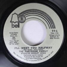 Rock 45 The Partridge Family - I'Ll Meet You Halfway / Morning Rider On The Road