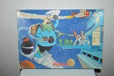 PUZZLE MB  TELETACTICA 60 PIECES  EPOQUE GOLDORAK  VINTAGE 1982 A2