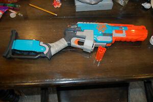 NERF Z-Force Sledgefire Shotgun Dart Blaster - 1 loader