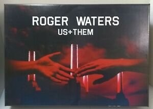 Roger Waters Us and Them Tour VIP Gift Set - Stoneware Mug, Pass, Lanyard & Box