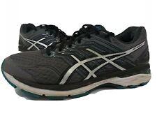 Asics GT 2000 5 Carbon/Silver Island Blue Running Shoes T707N Men's Sz 9.5