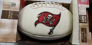 "NFL 2006 Tampa Bay Buccaneers Signature Series Team Full Size 11"" Football"