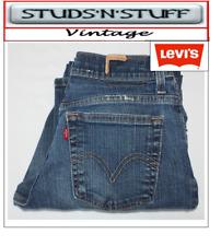 """VINTAGE LEVIS 550'S BOOTCUT FIT JEANS W 30"""" L 29"""" APROX SIZE UK 10 (T4)"""
