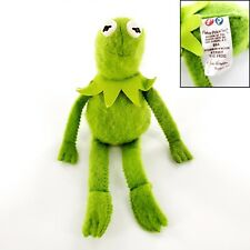 Vintage 1979 Fisher Price 864 Sad Kermit The Frog Bean Plush Toy Muppets Clean