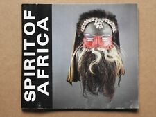 """""""SPIRIT OF AFRICA - TRADITIONAL ART FROM THE NOKES COLLECTION"""", OCTOBER 1982 #1"""