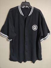 Vintage Starter 1971 Black Baseball Style Jersey Logo - Men's Xlarge Xl