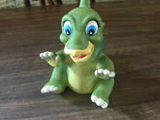 Land Before Time Character Ducky Dinosaur Rubber Hand Puppet,Pizza Hut 1988