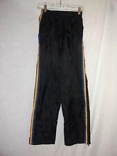 "Nike Swoosh Weather Proof Shell Pants With Zippers on Hems sz Medium Inseam 32"""