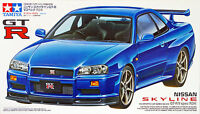 Tamiya 24210 Nissan Skyline GT-R R34 1/24 scale kit