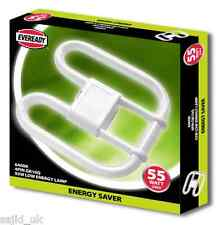 Eveready Energy Saving 2D Light Lamp Bulb 55W 4 PIN 240V CFL
