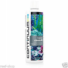 Continuum Bacter Clean M 250 ml 8.5 oz Reef Cleaning Bacteria FREE USA SHIPPING!