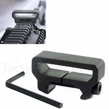Weaver Rail Rifle Sling Attachment Mount Adapter Airsoft Paintball Picatinny Gun
