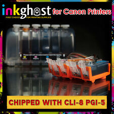 CISS Canon compatible IP4200 IP5200 MP500 MP530 MP830 MP800 ink system CIS CLI-8