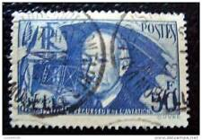 FRANCE - timbre - yvert et tellier n°392 obl - stamp french