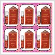 6 Pack Mukhallat Dubai - 6 ML-disintossicazione da Al ROLL-ON PROFUMO OLIO (CORONA Profumi)