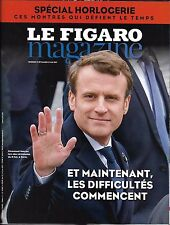 LE FIGARO MAGAZINE N°22629 12/05/2017 MACRON: LES DIFFICULTES COMMENCENT_ISLANDE