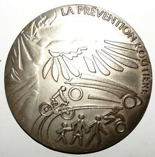 Medaille Prevention Routiere