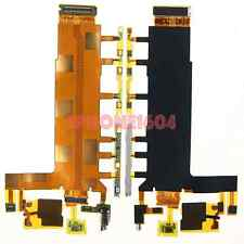 BRAND NEW Sony Xperia Z3 D6603 Volume Button Power Mic Flex Cable Repair Part