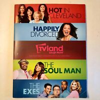 TV Land FYC 2013 Hot In Cleveland Happily Divorced Soul Man Exes Promo 2 DVD