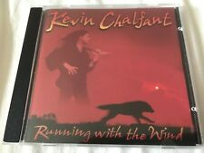 Kevin Chalfant - Running with the Wind CD 1997 Clique Records Journey The Storm