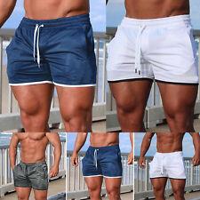 Herren Hosen Kurz Sporthose Sport Shorts Kurzhose Jogging Laufhose Strandhose XL
